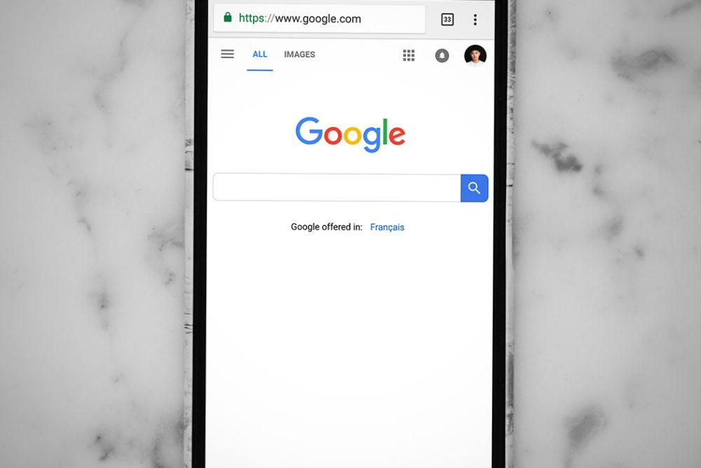 SEO et mobile Google