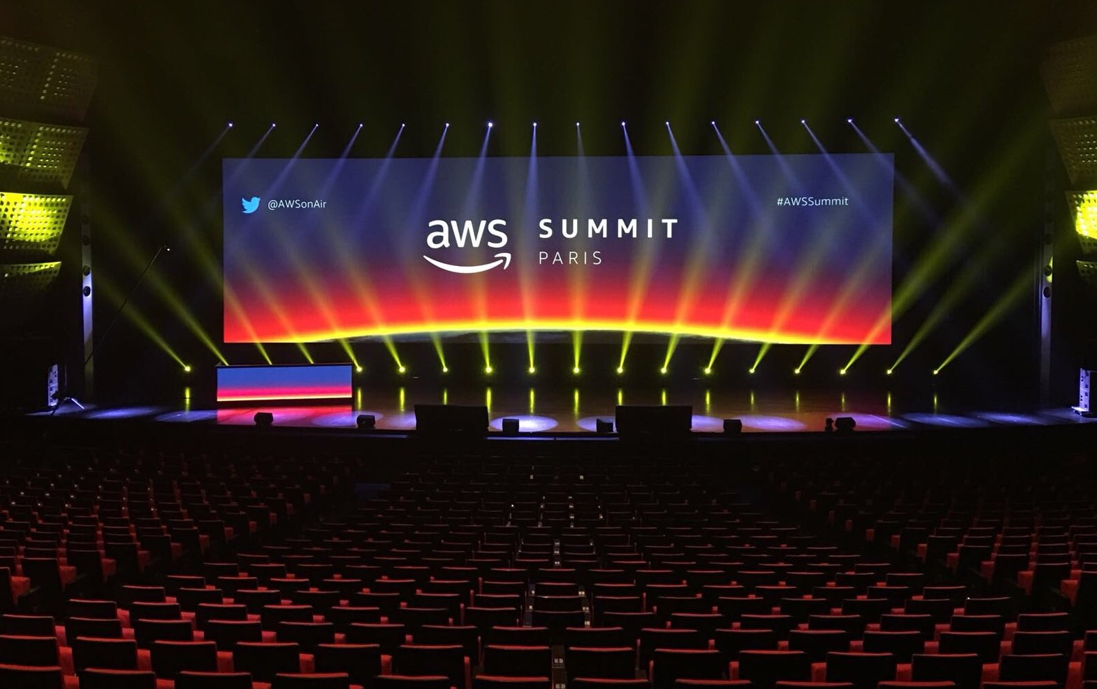 AWS Summit Paris 2018