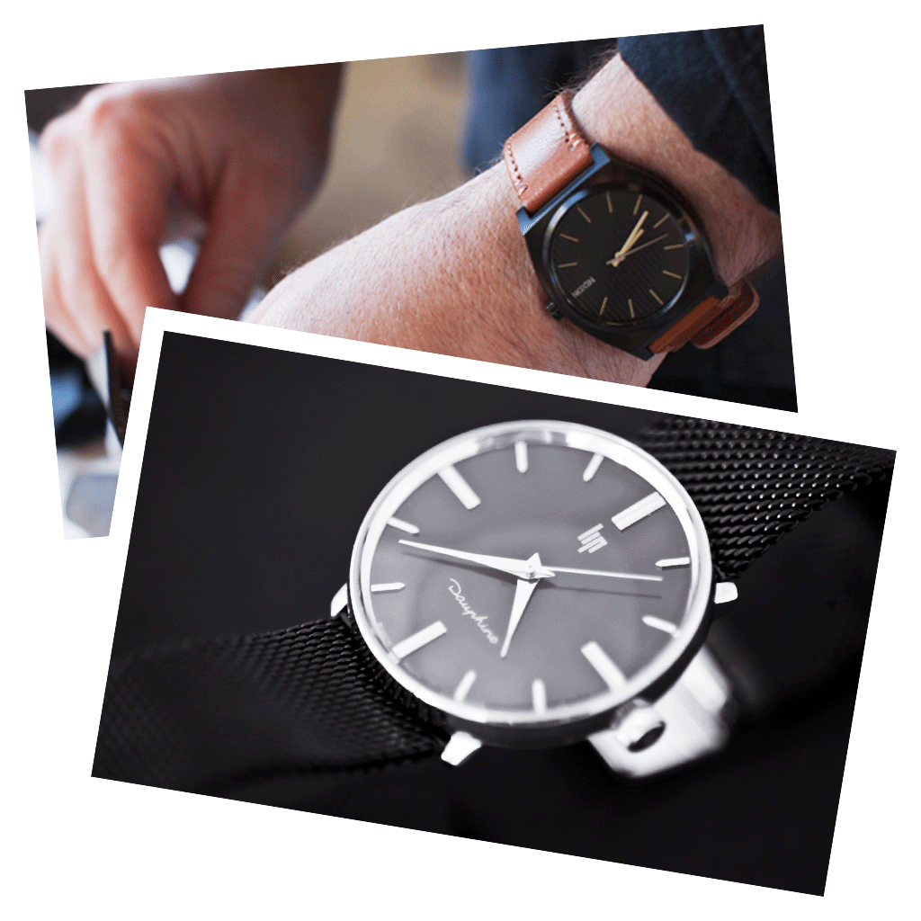 Montres and Co : montres