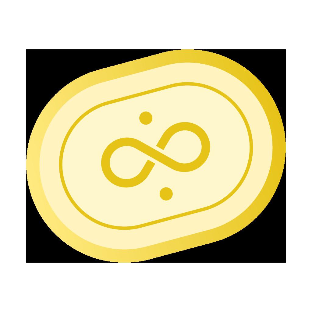 Badge Or : CEF
