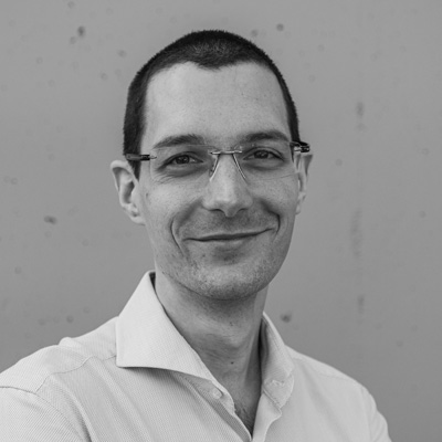 Antoine Craske IT Development Center Manager