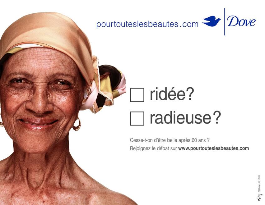 Campagne Dove Marketing