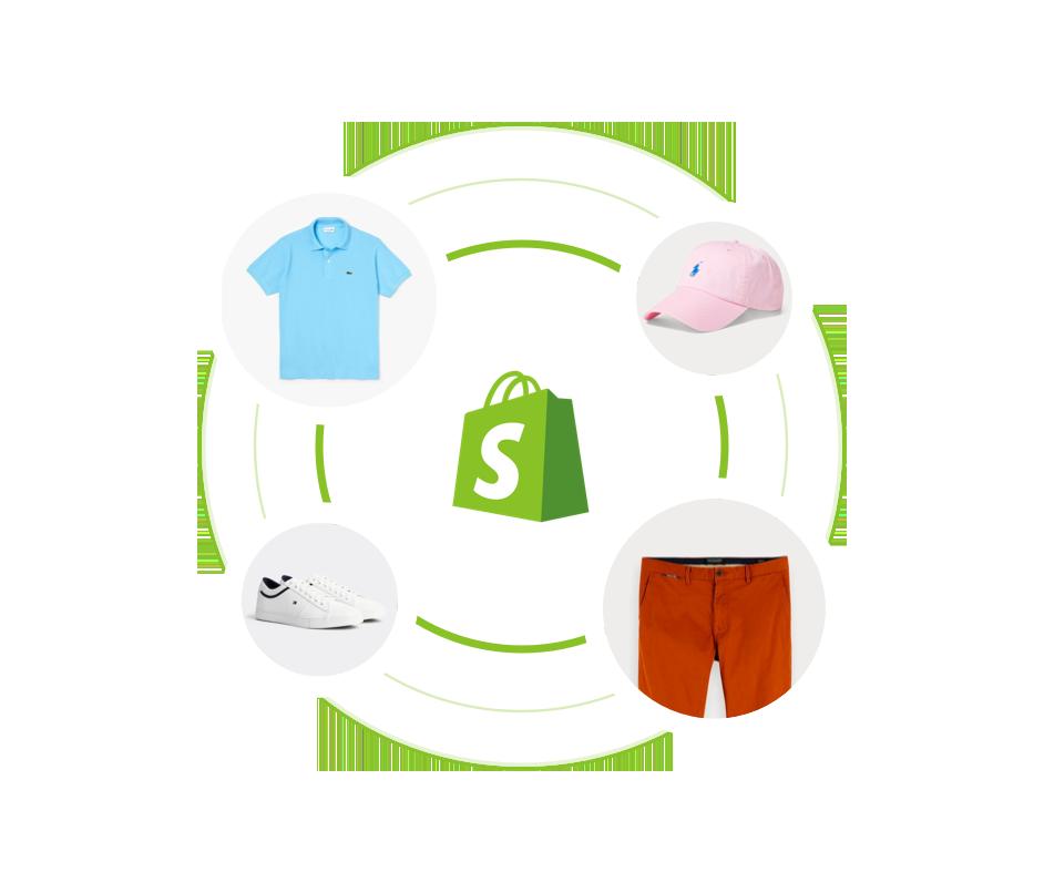 Boutique en ligne Shopify
