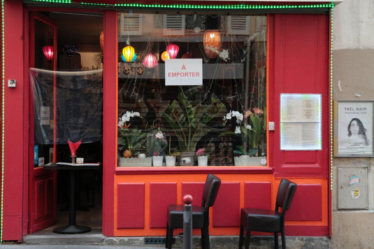 La digitalisation des restaurants pour faire face au confinement