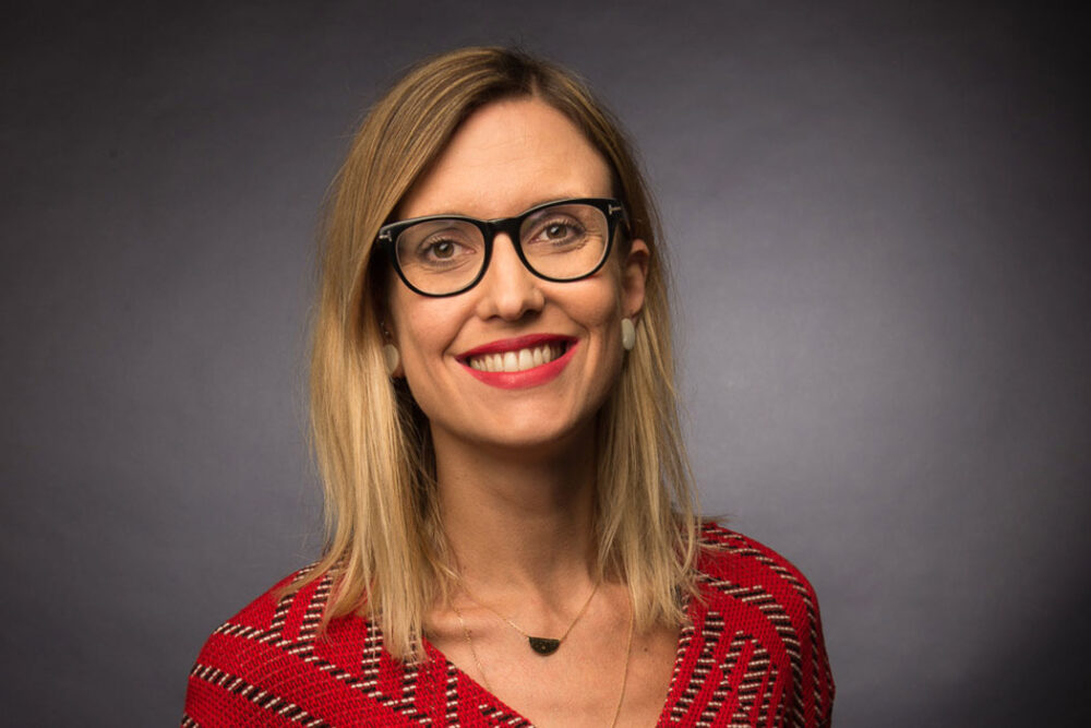 Portrait de Dorothée, directrice artistique chez Silicon Salad