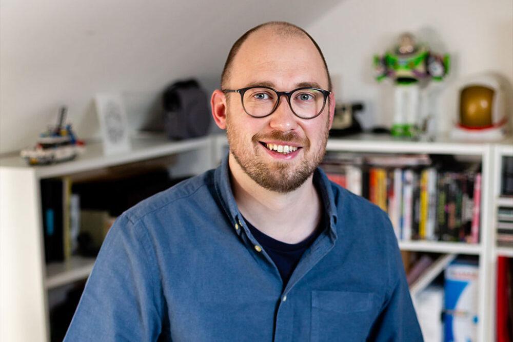Samuel - illustrateur pour Silicon Salad
