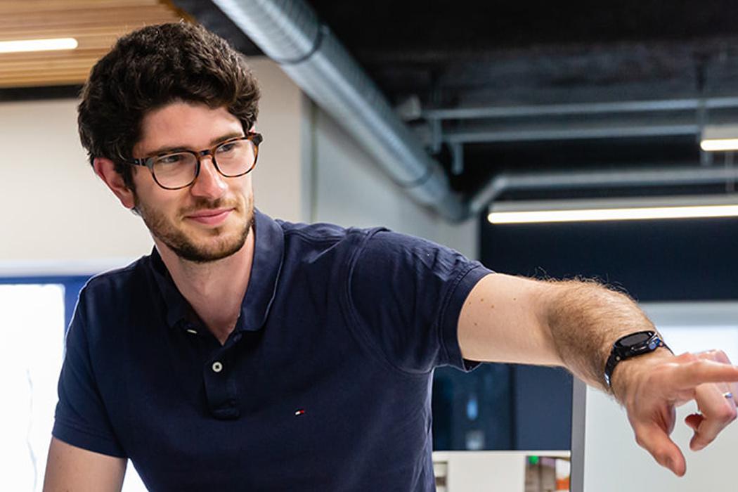 Interview Pierre Alexandre, chef de projet chez Silicon Salad