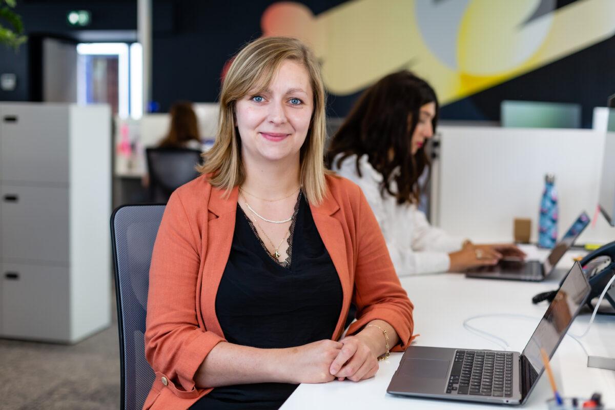 Interview de Mathilde, Responsable des ressources humaines chez Silicon Salad